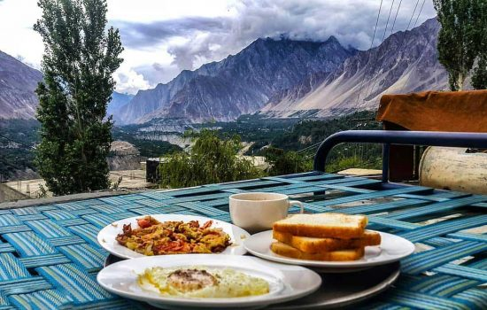 hunza-valley-food