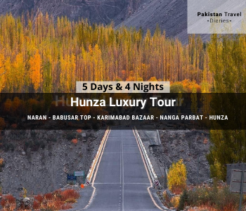 5 Days Hunza Tour Package Luxury