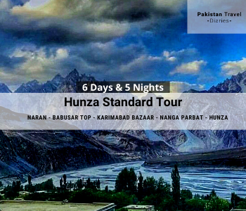 6 Days Hunza Tour Package Standard