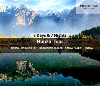8 Days Hunza Tour Package