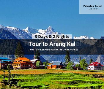 Neelum Valley tour - Arang Kel Tour