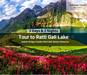 Neelum Valley tour - Ratti Gali Tour