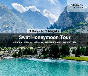 Swat Honeymoon Tour