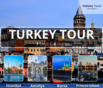 7 Days Turkey Tour Package