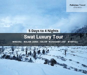 swat luxury tour